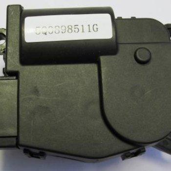 Моторедуктор заслонки отопителя Cartronic CTR0122098 Ref.5Q0898511G