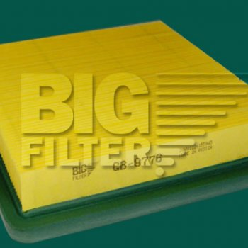 Фильтр воздушный GB-9776 (панельный)