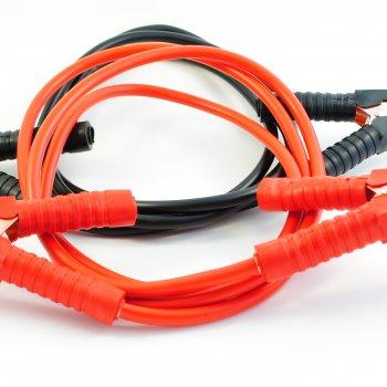 Провода прикуривателя АКБ, CTR0113561, Cartronic 2,5м (в сумке, силикон, 12В/24В, 400А)