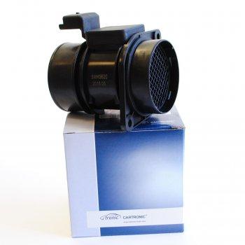Датчик массового расхода воздуха Cartronic CTR0101516 (5WK9620Z Ref.Ctr)