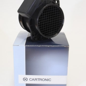 Датчик массового расхода воздуха 20.3855 5WK9635 HFM62C/11 Cartronic CTR0069758