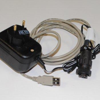 Адаптер связи USB с тестером АСКАН-10