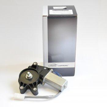 Мотор стеклоподъемника левый Cartronic CTR0101495 (20.3780/ 2110-3730611 Ref.Ctr)