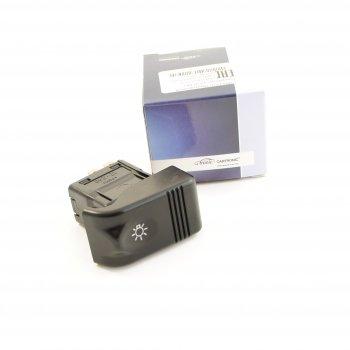 Клавиша включения габаритов ВАЗ 2105/ 2107/ 2121 Cartronic CTR0113541 (Ref.84.3709)