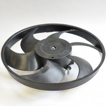 Вентилятор охлаждения Cartronic CTR0101468 (1118-1308008 Ref.Ctr)