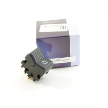 Клавиша включения габаритов ВАЗ 2105/ 2106/ 2121  Cartronic CTR0113542 (Ref.П147-04.29А)