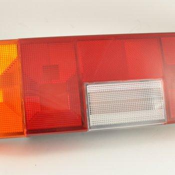 Фонарь задний ВАЗ 2108/2109 корпус без платы, левый, Cartronic CTR0108571 (ВАЗ 2108-3716011/ 21080371601100/ 21080-3716011-00)