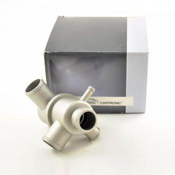 Термостат корпусной в сборе Cartronic CTR0115146 (80град/ Ref.2123-1306010/2123-1306010-02/ 2123-1306010-03)