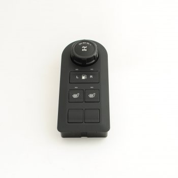 Модуль-переключатель режимов УАЗ 3153 Патриот Cartronic CTR0115612 Разд/кор, Датчиков топлива/Обогревом пер.сидений (Ref.3163-00-3769200-00/ 56.3769)