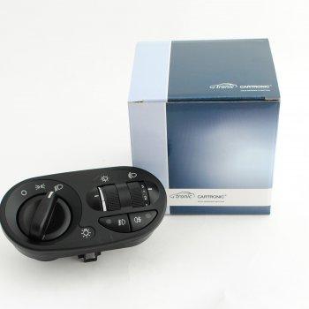 Модуль-переключатель светотехникой ВАЗ Калина 1117->1119 Cartronic CTR0115616 (Ref.1118-3709820-10/ 345.3769)