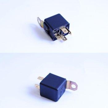 Реле Cartronic CTR0115622 (4х контакт. с кронштейном/Ref.90.3747-10/ 75.3777-10/ 12V)