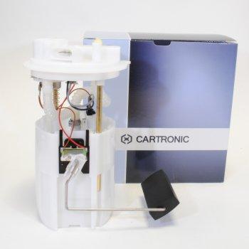 Модуль погружного электробензонасоса Cartronic CTR0067852 (KSZC-A235 Ref.21101-1139009/ 1987580051/ 7Д5.883.026/ 21101-1139 Ctr)