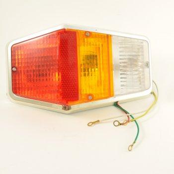 Фонарь задний ГАЗ-24 Cartronic левый/ правый CTR0108813 (Ref 24-3716010-11/ ФП-120-Б)