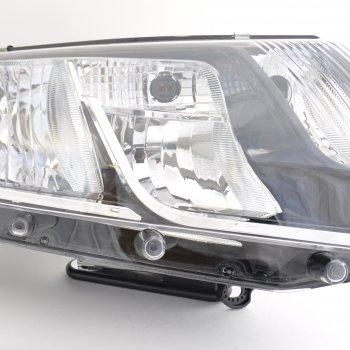 Фара Renault Logan II (2014-), Sandero II, правая Cartronic CTR0108705 (ref.260105559R/ RNS-0103-0010)