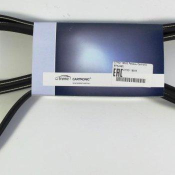 Ремень Cartronic 8PK2495, CTR0118555