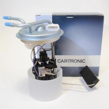 Модуль погружного электробензонасоса Cartronic CTR0069669 (KSZC-A379 Ref. 2123-1139009-20/ 2123.1139 Ctr)