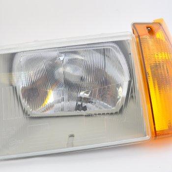 Фара ЗАЗ 1102 Таврия, левая, Cartronic CTR0108810 (Ref 443311786102)