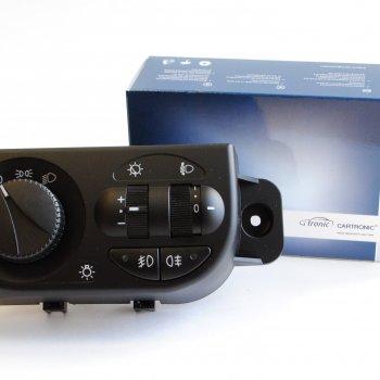 Модуль-переключатель светотехникой ВАЗ 2170 Приора Люкс Cartronic CTR0105957 (Ref.522.3769/ 21700370982010/ 21700-3709820-10)