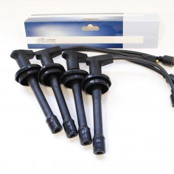 Провода высоковольтные Cartronic ГАЗ 3302,2705 ЗМЗ406/ УАЗ 31519 CTR0100521 (к-т) EPDM (4062-3707244-10P Ref. Ctr)