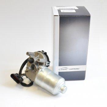 Моторедуктор Cartronic CTR0101491 (3163-5205100/ 0390243201 Ref.Ctr, Черный овальный разъем)