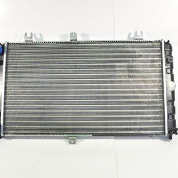 Радиатор охлаждения ВАЗ 2170 Приора, Cartronic CTR0115349 (Ref.2170-1301012 /21700130101200)