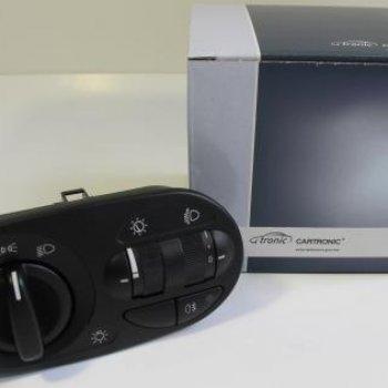 Модуль-переключатель светотехникой ВАЗ Калина 1117->1119 Cartronic CTR0115615 (Ref.1118-3709820-00/ 342.3769/344.3769)