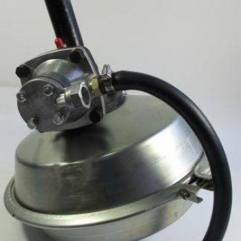 Усилитель тормозов вакуумный ГАЗ Cartronic CTR0120584 с ГТЦ 5312-3550010