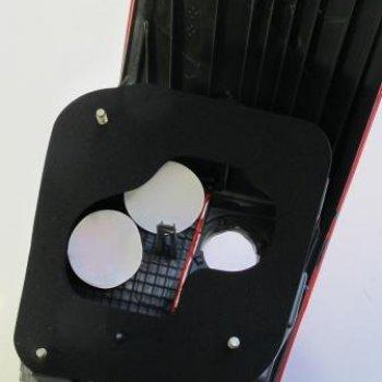Фонарь задний KIA Rio 2011 наружн CTR0120643 Правая  924024X000