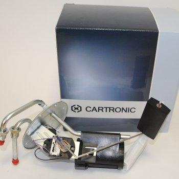 Модуль погружного электробензонасоса Cartronic CTR0074490 (KSZC-A421 Ref. 21214-1139009-10 Ctr)