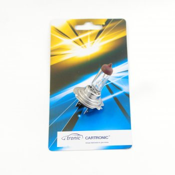 Лампа H7  12V/55W Cartronic  Pure Light CTR0100438 (1987301012 Ref. Ctr)