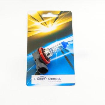Лампа H11 12V/55W +50% Cartronic  CTR0100441 (1987302084 Ref. Ctr)