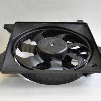 Вентилятор охлаждения Cartronic CTR0101471 (21900-1332025-11 Ref.Ctr)