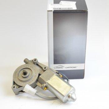 Мотор стеклоподъемника левый Cartronic CTR0101496 (20.3780/ 2110-3730611-01 Ref.Ctr)
