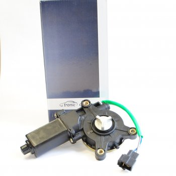 Мотор стеклоподъемника левый Cartronic CTR0101577 (96190207 Ref.Ctr)