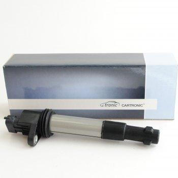 Катушка зажигания Cartronic CTR0108733 (2112-3705010-10/0221504473/ 2112-3705010-12 /21.12370-5010-10/ замена для CTR0068011 Ctr)