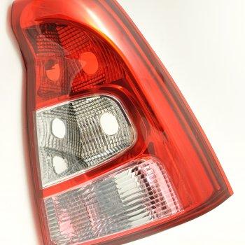 Фонарь задний Renault Logan (2010-), правый, Cartronic CTR0108713 (ref.8200744759/ RNS-0102-0020)