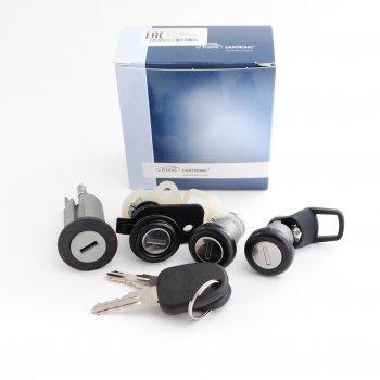 Комплект личинок Daewoo Nexia Cartronic CTR0108775 (без замка бардачка) Daewoo Nexia (96223338 / 96186205 / 96192313 / DL-219)