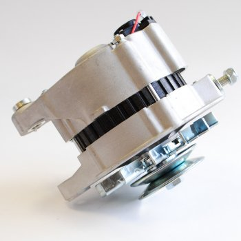Генератор Cartronic ВАЗ 2101->2109 Классика инжектор, клиновый 55А, CTR0108681 (2108-3701010 /372.3701/ AL 2108-55)