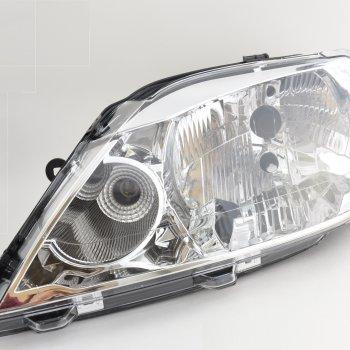 Фара Renault Logan (2012-) левая Cartronic CTR0108700 (ref.260602739R/ RNS-0102-0010)