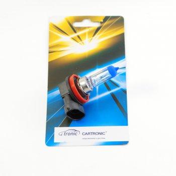 Лампа H8  12V/35W + 50% Cartronic CTR0109583