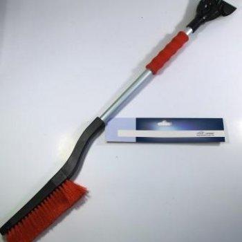 Щётка-скребок для а/м Cartronic CTR0118622 (Д80/Ш20/скребок 9см) AD-04132