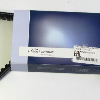 Ремень Cartronic 13x1018, CTR0118510 (Ref.AVx13x1018)