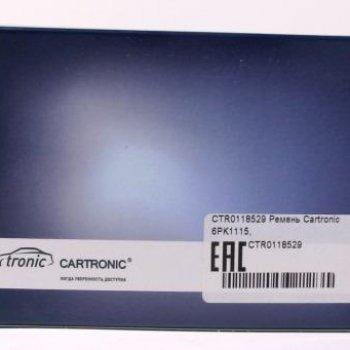 Ремень Cartronic 6PK1115, CTR0118529