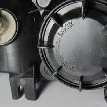Фара Daewoo Nexia, CTR0118753, Левая, Ref.E3100021