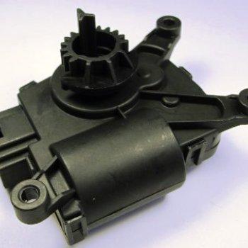 Моторедуктор заслонки отопителя Cartronic CTR0122099 Ref.5Q0907511