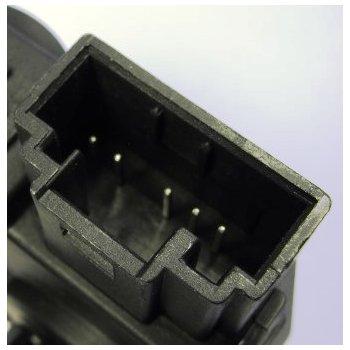 Моторедуктор заслонки отопителя Cartronic CTR0122107 Ref.1J1907511F