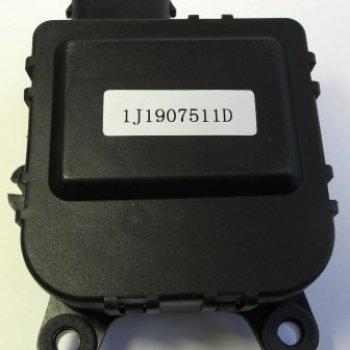 Моторедуктор заслонки отопителя Cartronic CTR0122108 Ref.1J1907511D
