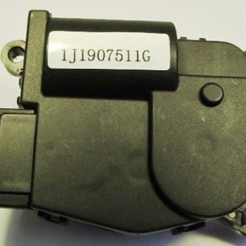 Моторедуктор заслонки отопителя Cartronic CTR0122109 Ref.1J1907511G