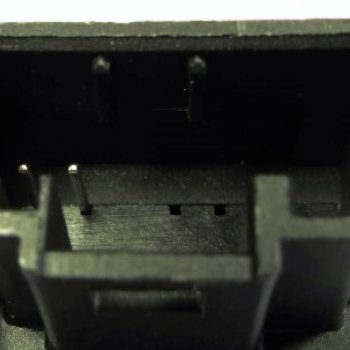 Моторедуктор заслонки отопителя Cartronic CTR0122110 Ref.1K0907511C