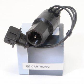 Датчик скорости Cartronic CTR0069740 (2109-3843010 /Ref.63172.01/ 301.3843 Ctr) разъем плоский